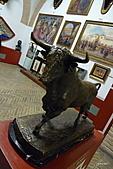 西班牙之旅─風車群、格蘭納達、哥多華、塞維亞:鬥牛場紀念館景觀