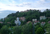 Romania羅馬尼亞風情﹝中﹞:旅店窗外景致