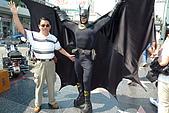 洛杉磯之旅:蝙蝠俠