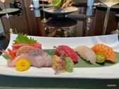ibuki 李桑の創作懷石料理:三品生魚片+三品握壽司