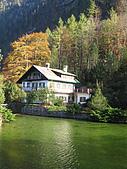 奧地利之旅:赫爾斯達特湖區