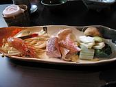 日本創作料理:海鮮煮物