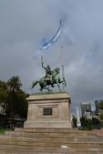 阿根廷Buenos Aires之旅:國旗設計者貝爾格拉諾將軍雕塑