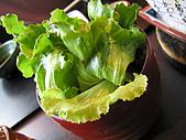 日本創作料理:青菜