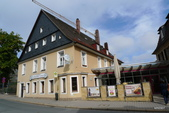 Bundesrepublik Deutschland德國之旅─威瑪、拜洛伊特、羅騰堡、紐倫堡、慕尼黑:餐廳外觀