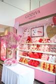 GODIVA2016微風南京店開幕猴年情人節巧克力巧傳心:情人節禮盒專區