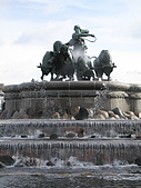 丹麥之旅:神農噴泉