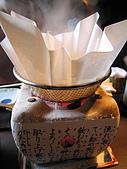 日本創作料理:紙火鍋