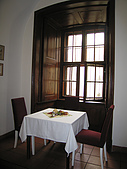 捷克之旅:布魯諾城堡餐廳