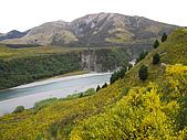紐西蘭冰河之旅:亞瑟隘口國家公園