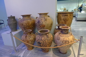 希臘一塞薩洛尼基、克里特島古跡風情:考古博物館典藏文物