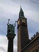 丹麥之旅:市政廳