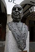 西班牙美食專輯:Candido 創辦人雕像