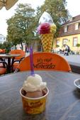 Bundesrepublik Deutschland德國之旅─威瑪、拜洛伊特、羅騰堡、紐倫堡、慕尼黑:冰淇淋店