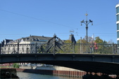 Bundesrepublik Deutschland德國之旅─柏林、波莰坦、德勒斯登:施普雷河兩岸景致