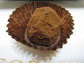 GODIVA2013情人節巧克力:干邑松露巧克力