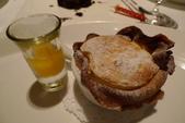 A CUT牛排館:溫熱蘋果舒芙蕾