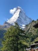 瑞士策馬特小鎮之旅:眺望馬特洪峰