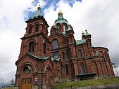 芬蘭之旅:烏斯本司基東正教堂