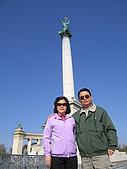 匈牙利之旅:英雄廣場