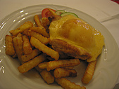 捷克之旅:起司雞排餐