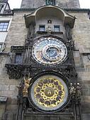 捷克之旅:天文古鐘