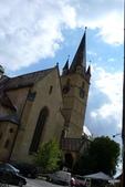 Romania羅馬尼亞風情﹝上﹞:18世紀天主教堂