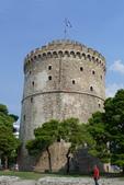 希臘一塞薩洛尼基、克里特島古跡風情:白塔