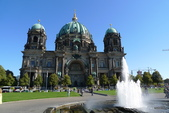 Bundesrepublik Deutschland德國之旅─柏林、波莰坦、德勒斯登:柏林大教堂