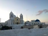 希臘一聖托里尼風情:旅店周邊景緻