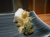 匠壽司日式料理:醃漬蘿蔔