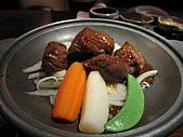 八王子新懷石料理:牛肉