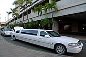 夏威夷─歐湖島:迎賓禮車