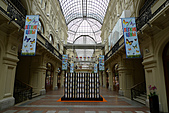 俄羅斯─莫斯科之旅:古姆百貨公司