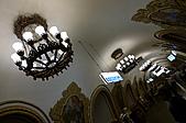 俄羅斯─莫斯科之旅:莫斯科地鐵景色