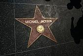 洛杉磯之旅:星光大道MICHAEL JACKSON