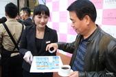 GODIVA2016微風南京店開幕猴年情人節巧克力巧傳心:品嚐Sablés酥餅系列