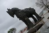土耳其Turkey之旅─世界遺產特洛伊:電影特洛伊的木馬