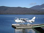 紐西蘭米佛峽灣之旅:第阿諾湖周邊景色