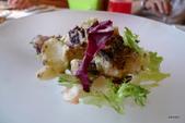 Danieli's週末早午餐:章魚沙拉