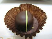 GODIVA2013情人節巧克力:梨子松露巧克力