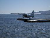 紐西蘭冰河之旅:羅吐魯阿湖水上飛機