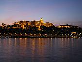 匈牙利之旅:皇宮夜景