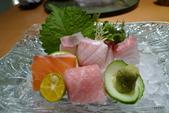 ibuki 李桑の創作懷石料理:五品生魚片