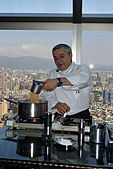 米其林廚藝教室:Valentino 示範