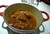 Albero 假日超值套餐:傳統佛羅倫斯牛肝菌細燉小牛膝及牛肚配馬鈴薯和芝麻生菜