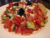 土耳其美食:青菜水果沙拉