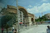 希臘一塞薩洛尼基、克里特島古跡風情:凱旋門