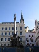 捷克﹝克倫羅夫﹞之旅:舊城廣場及周邊街道