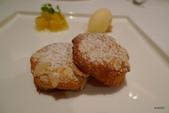 A CUT牛排館:杏仁波斯蒂克甜點